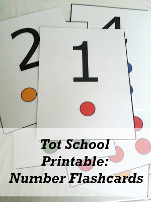 image regarding Number One Printable named Tot College Printable: Variety Flashcards 1-10 Versus ABCs in direction of Functions