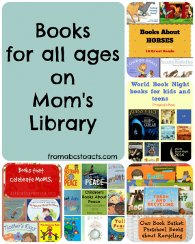 Books for All Ages on Mom's Library
