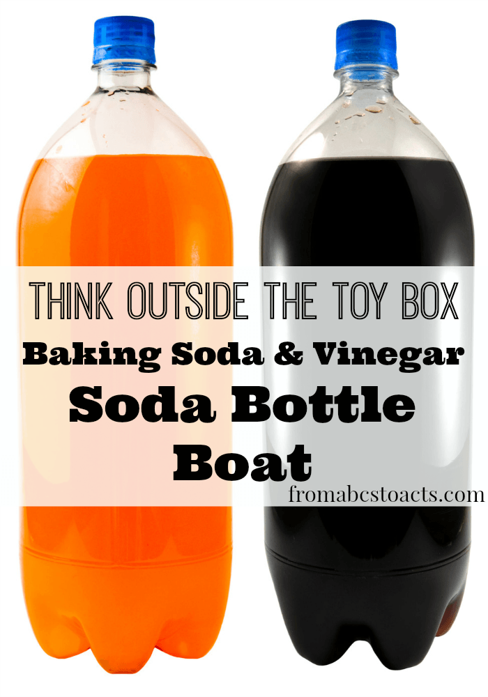 soda bottle speed boat from abcs to acts. Black Bedroom Furniture Sets. Home Design Ideas