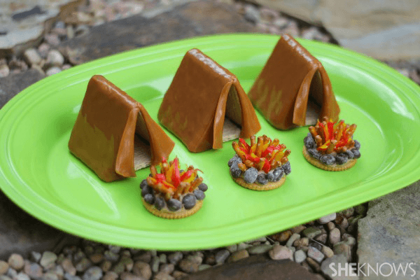 Campfire Treats for Kids