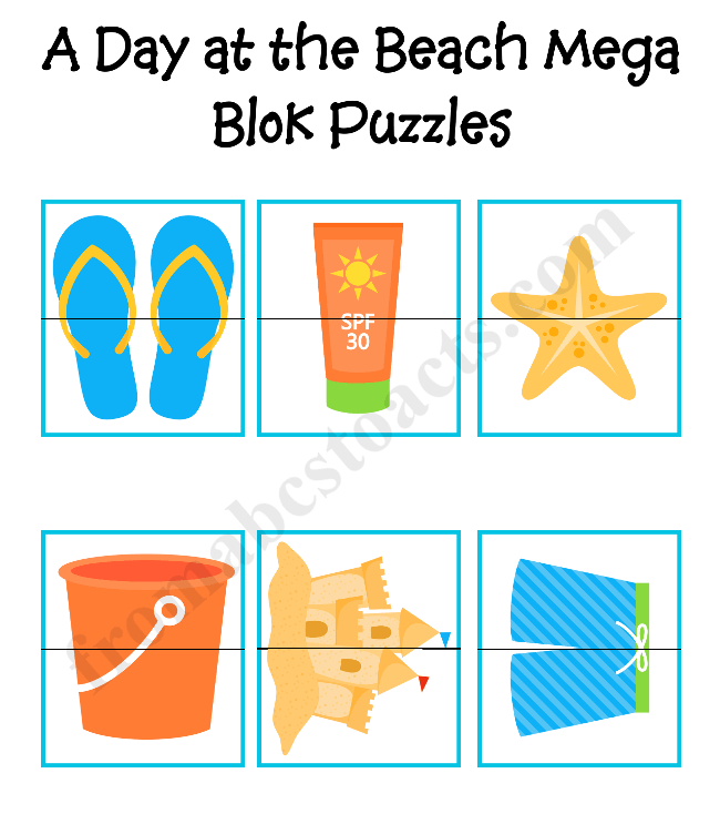 Using these puzzles is super easy! All you need are some Mega Bloks ...