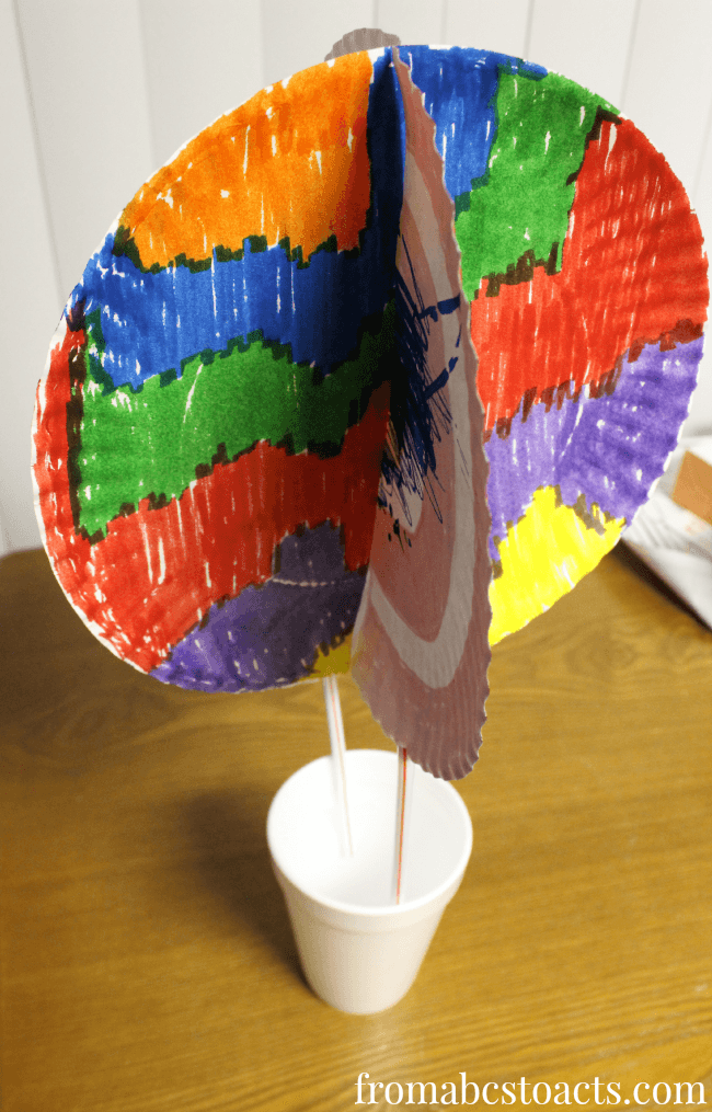 Craft Ideas With Paper Plates And Cups