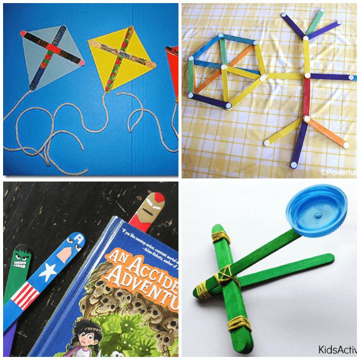 craft stick crafts for kids