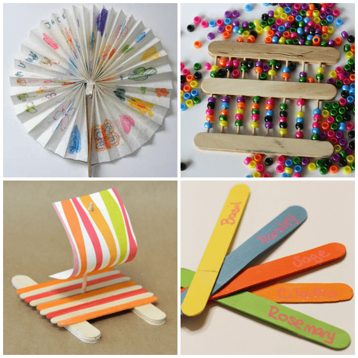 30 popsicle stick crafts for kids from abcs to acts crafting with popsicle sticks ccuart Image collections