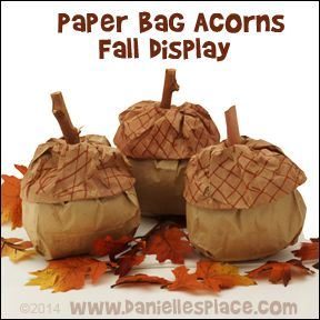 15 Acorn Crafts And Activities Your Kids Are Going To Love From