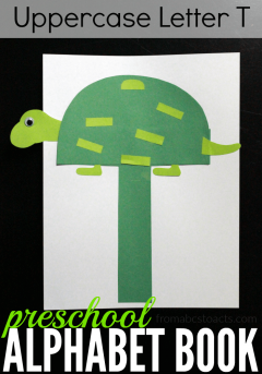 Alphabet Book for Preschoolers | From ABCs to ACTs