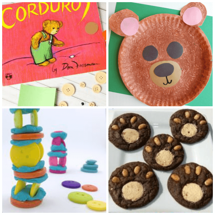 20 fun corduroy inspired crafts and activities for kids