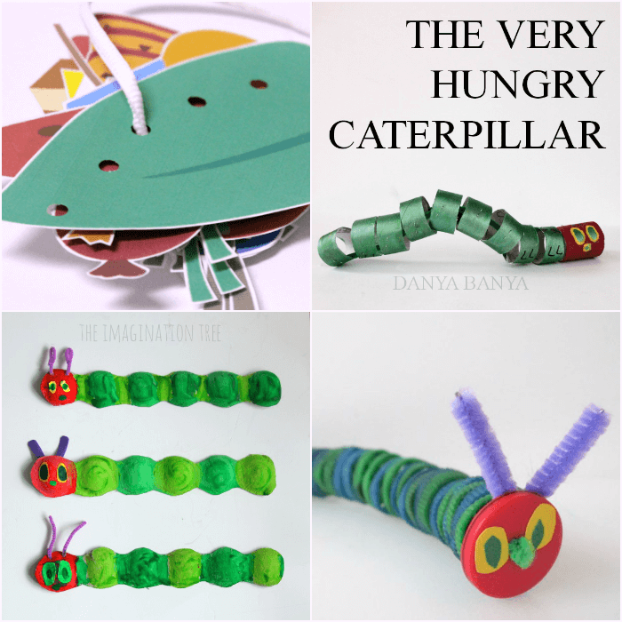 Caterpillar Crafts And Activities For Kids From Abcs To Acts