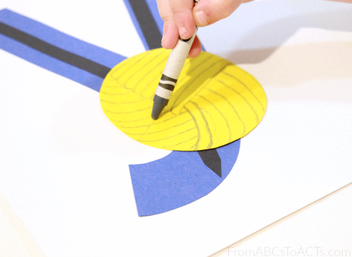 Alphabet Book Lowercase Letter Y Craft for Kids