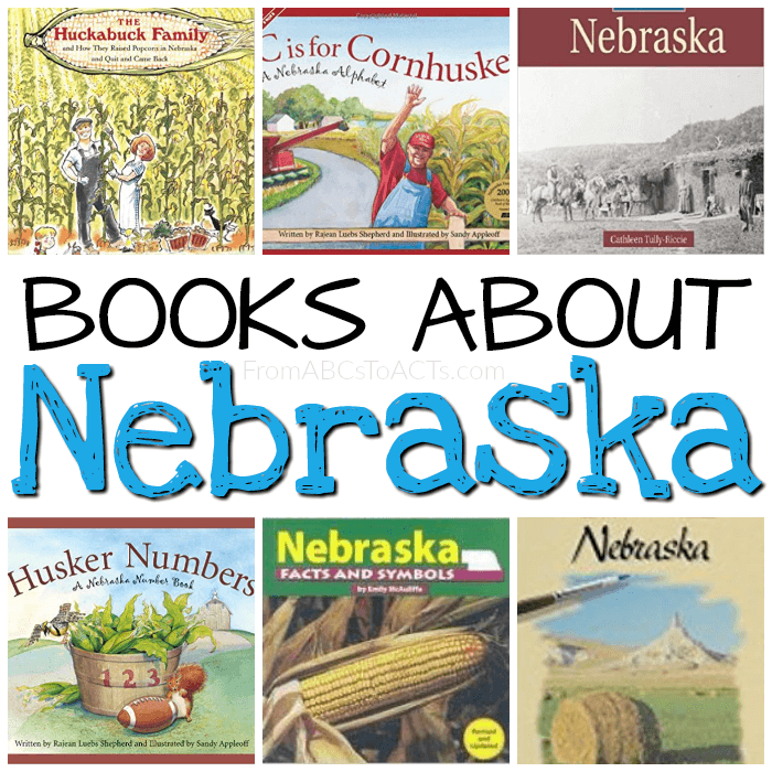 Nebraska Books for Kids