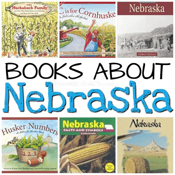 Nebraska Books for Kids