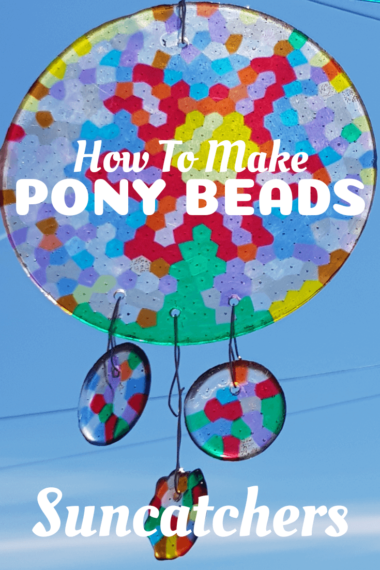 Pony Bead Sun Catchers