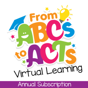 From ABCs to ACTs Curriculum Virtual Learning Annual Subscription