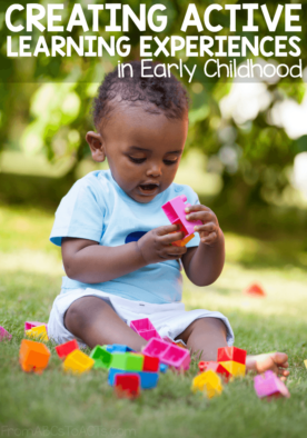 Looking to incorporate more movement into your classroom? Need some CEUs? #AD With this course from ChildCare Education Institute, you can do both at the same time without ever leaving your couch! #FromABCsToACTs