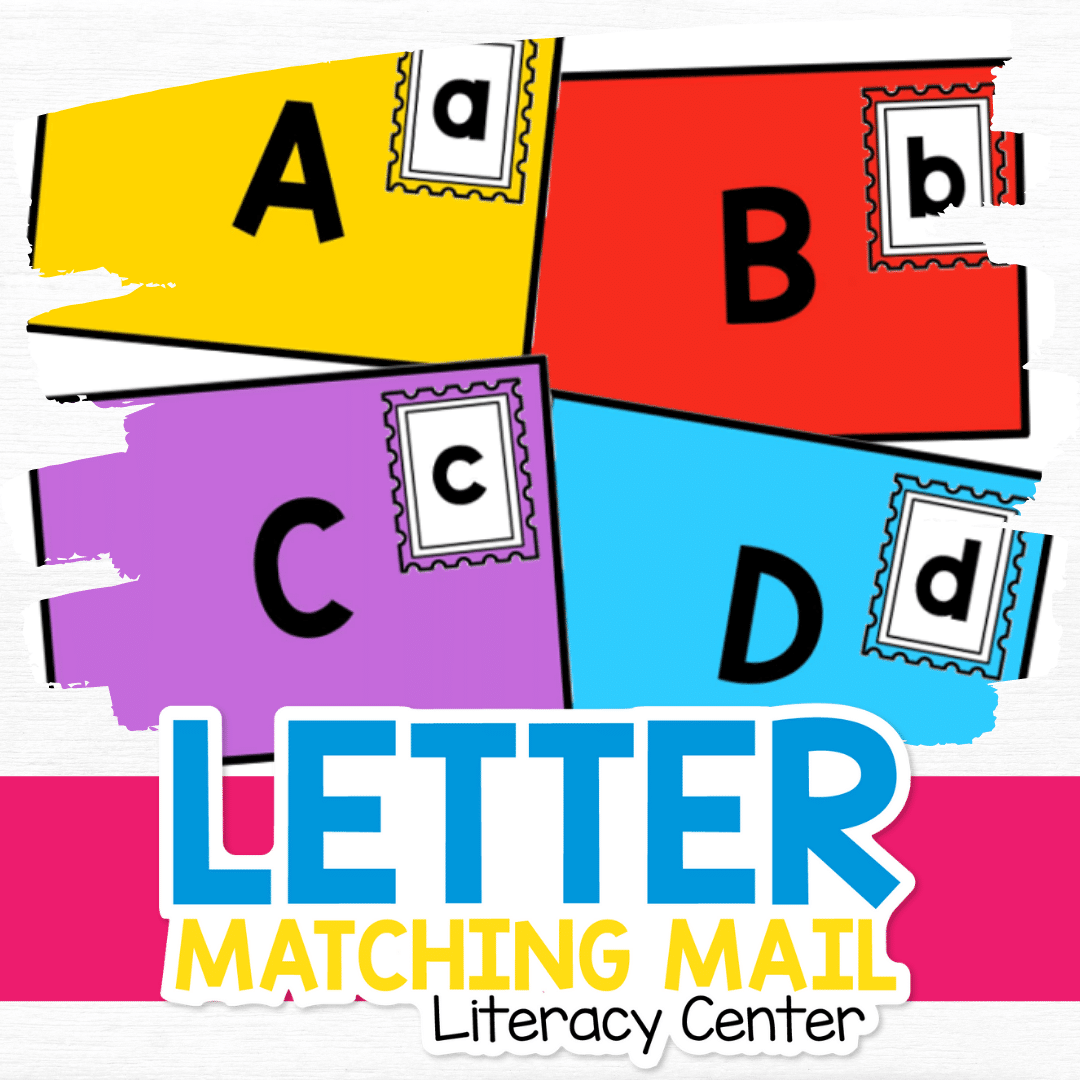 Letter Mail Matching